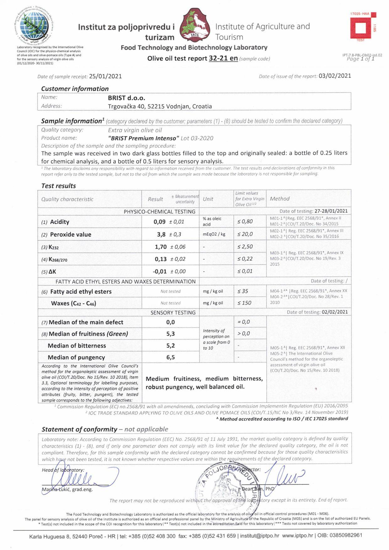 Lot 03 Intenso - Harvest 2020 - EN Web