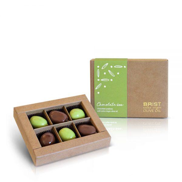 Brist Praline Chocolate Box